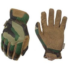 Перчатки FASTFIT Mechanix (FFTAB), цвет Woodland Camo